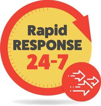 Rapid Response 24/7